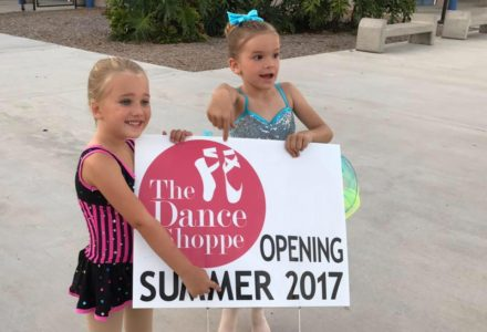 The Dance Shoppe Is Open!